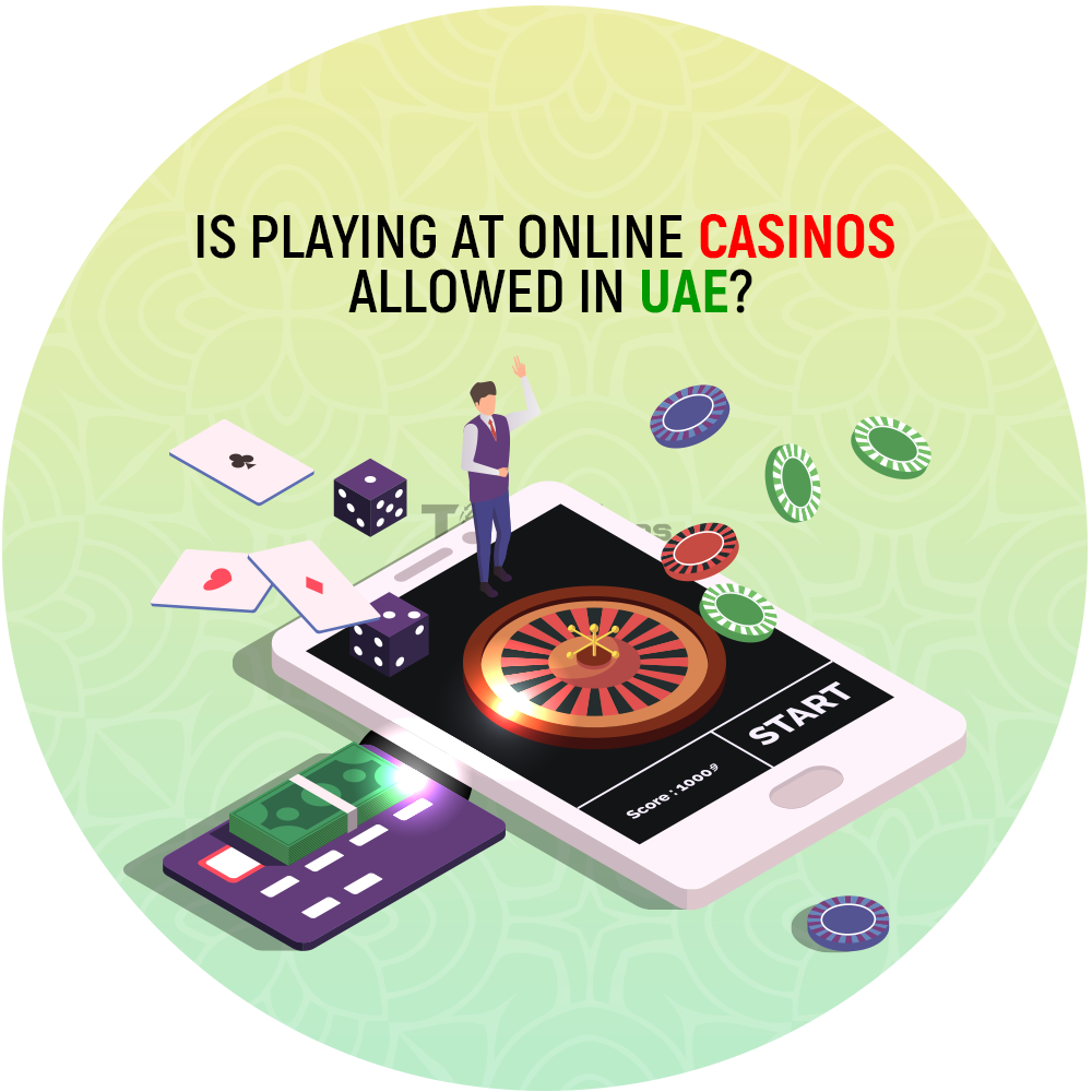 is online casinos allowed in UAE