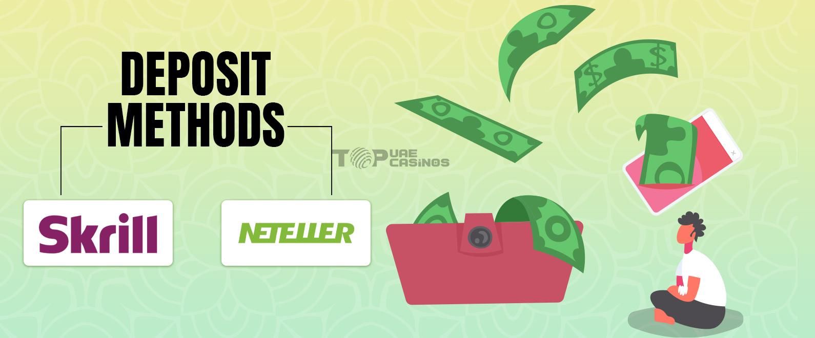 uae betting deposit methods