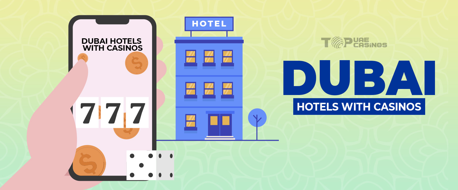 Dubai hotels with casinos