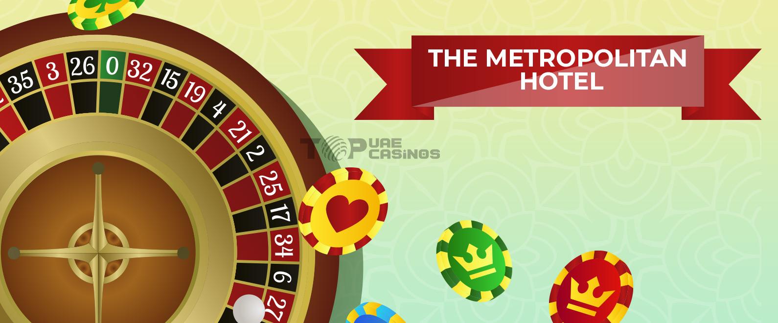 metropolitan hotel dubai casino